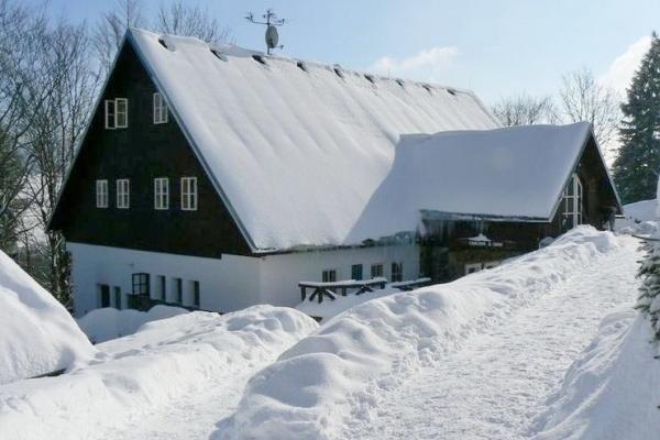 Ubytování na horách - penzion v Deštném v Orlických horách